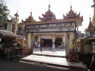 Asisbiz Shwebonpwint pagoda entrance Pazundaung Township 2010 01