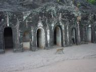 Asisbiz Monywa Po Win Taung Cave Area Dec 2000 01