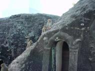 Asisbiz Monywa Po Win Taung Cave Area Dec 2000 02