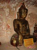 Asisbiz Monywa Po Win Taung Cave Buddhas Dec 2000 01
