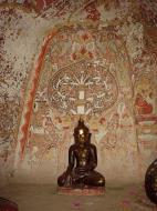 Asisbiz Monywa Po Win Taung Cave Buddhas Dec 2000 04