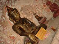 Asisbiz Monywa Po Win Taung Cave Buddhas Dec 2000 05