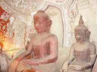Asisbiz Monywa Po Win Taung Cave Buddhas Dec 2000 07
