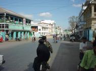 Asisbiz Pyin Oo Lwin town street scenes Dec 2000 05