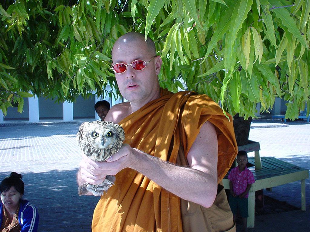 Sagaing Kaunghmudaw Paya Dec 2000 09