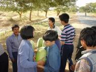 Asisbiz Myanmar Sagaing agriculture and farming watermelons 02