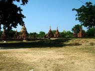 Asisbiz Myanmar Sagaing numerous pagodas Nov 2004 01