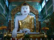 Asisbiz Sagaing Soon U Ponya Shin Pagoda Buddha Nov 2004 01