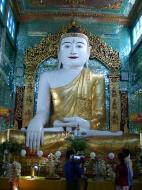 Asisbiz Sagaing Soon U Ponya Shin Pagoda Buddha Nov 2004 02