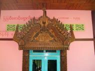 Asisbiz Sagaing Soon U Ponya Shin Pagoda teak engravings 01