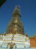 Asisbiz Sagaing Soon U Ponya Shin stupa Dec 2000 05