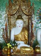 Asisbiz Sagaing U Min Thounzeh Pagoda main Buddha Dec 2004 08