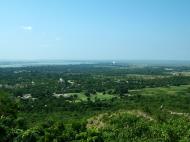 Asisbiz Sagaing U Min Thounzeh Pagoda panoramic views Nov 2004 03