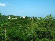Asisbiz Sagaing U Min Thounzeh Pagoda panoramic views Nov 2004 04