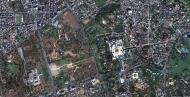 Asisbiz 1 Satelitte map Yangon Shwedagon Pagoda Myanmar 02