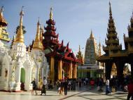 Asisbiz Myanmar Yangon Shwe dagon pagoda main patio Jan 2010 01