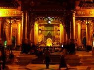 Asisbiz Myanmar Yangon Shwedagon Pagoda Buddhas Oct 2004 09