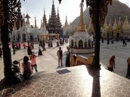 Asisbiz Myanmar Yangon Shwedagon Pagoda Singu Min Bell Marquee Jan 2010 01