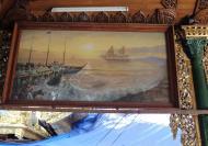 Asisbiz Myanmar Yangon Shwedagon Pagoda Singu Min Bell story in paintings 2010 02
