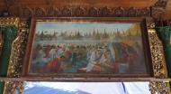 Asisbiz Myanmar Yangon Shwedagon Pagoda Singu Min Bell story in paintings 2010 03