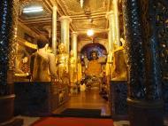 Asisbiz Myanmar Yangon Shwedagon Pagoda at twilight Dec 2009 16
