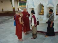 Asisbiz Myanmar Yangon Shwedagon Pagoda main Terrace Dec 2000 06