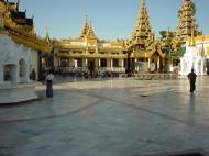 Asisbiz Myanmar Yangon Shwedagon Pagoda main Terrace Dec 2000 08