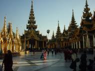 Asisbiz Myanmar Yangon Shwedagon Pagoda main Terrace Dec 2000 09
