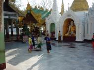 Asisbiz Myanmar Yangon Shwedagon Pagoda main Terrace Dec 2000 17