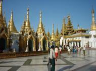 Asisbiz Myanmar Yangon Shwedagon Pagoda main Terrace Dec 2000 19