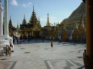 Asisbiz Myanmar Yangon Shwedagon Pagoda main Terrace Dec 2000 22