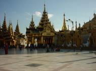 Asisbiz Myanmar Yangon Shwedagon Pagoda main Terrace Dec 2000 23