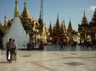 Asisbiz Myanmar Yangon Shwedagon Pagoda main Terrace Dec 2000 24