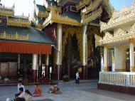 Asisbiz Myanmar Yangon Shwedagon Pagoda main Terrace Dec 2000 28