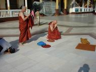 Asisbiz Myanmar Yangon Shwedagon Pagoda main Terrace Dec 2000 29