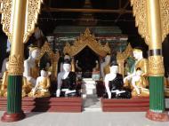 Asisbiz Myanmar Yangon Shwedagon Pagoda new year celibrations Jan 2010 05