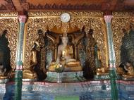 Asisbiz Myanmar Yangon Shwedagon Pagoda new year celibrations Jan 2010 06