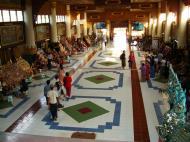 Asisbiz Shwethalyaung Buddha main entrance Bago 02
