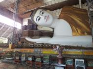 Asisbiz Shwethalyaung Buddha second largest Buddha in the world Bago 01