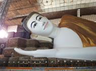 Asisbiz Shwethalyaung Buddha second largest Buddha in the world Bago 02