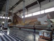 Asisbiz Shwethalyaung Buddha second largest Buddha in the world Bago 06