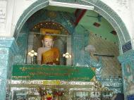 Asisbiz Mandalay Hill Sutaungpyei Pagoda main Buddhas Dec 2000 02
