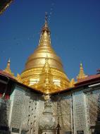 Asisbiz Mandalay Hill Sutaungpyei Pagoda stupa Dec 2000 01