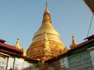 Asisbiz Mandalay Hill Sutaungpyei Pagoda stupa Nov 2004 01