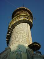 Asisbiz Thanboddhay paya Tower Monywa Sagaing Myanmar Dec 2000 02