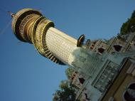 Asisbiz Thanboddhay paya Tower Monywa Sagaing Myanmar Dec 2000 04