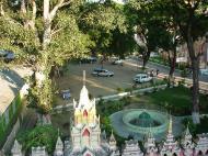 Asisbiz Thanboddhay paya Tower Monywa Sagaing Myanmar Dec 2000 06