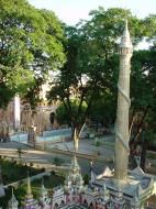Asisbiz Thanboddhay paya Tower Monywa Sagaing Myanmar Dec 2000 09
