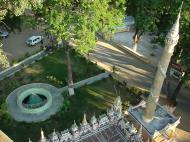 Asisbiz Thanboddhay paya Tower views Monywa Sagaing Myanmar Dec 2000 03