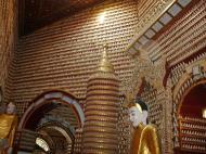 Asisbiz Thanboddhay paya main Buddhas Monywa Sagaing Myanmar Dec 2000 08